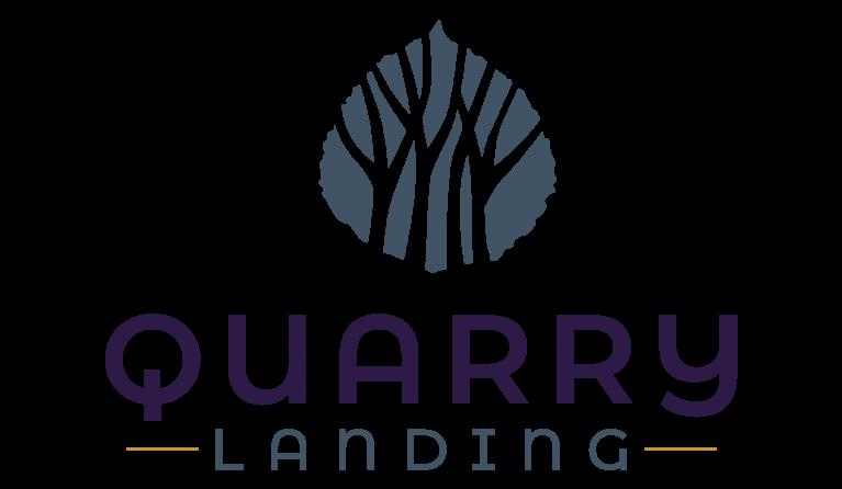Quarry Landing logo